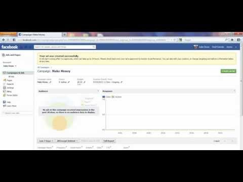 Make Money Online Tutorials - How To Make Money Online With Facebook.
