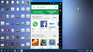 How to install Play Store (Google apps store) in Genymotion 2017 Tutorial (English Subtitles)