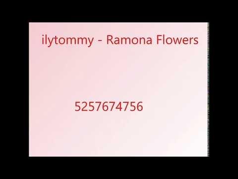 Ramona Flowers Roblox Ramona Flowers Ilytommy Roblox Id Youtube