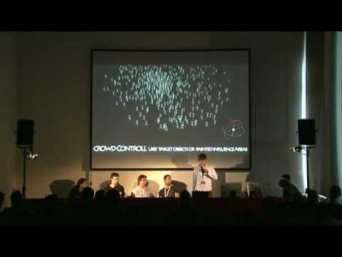 Technical Director Session @ FMX 2012