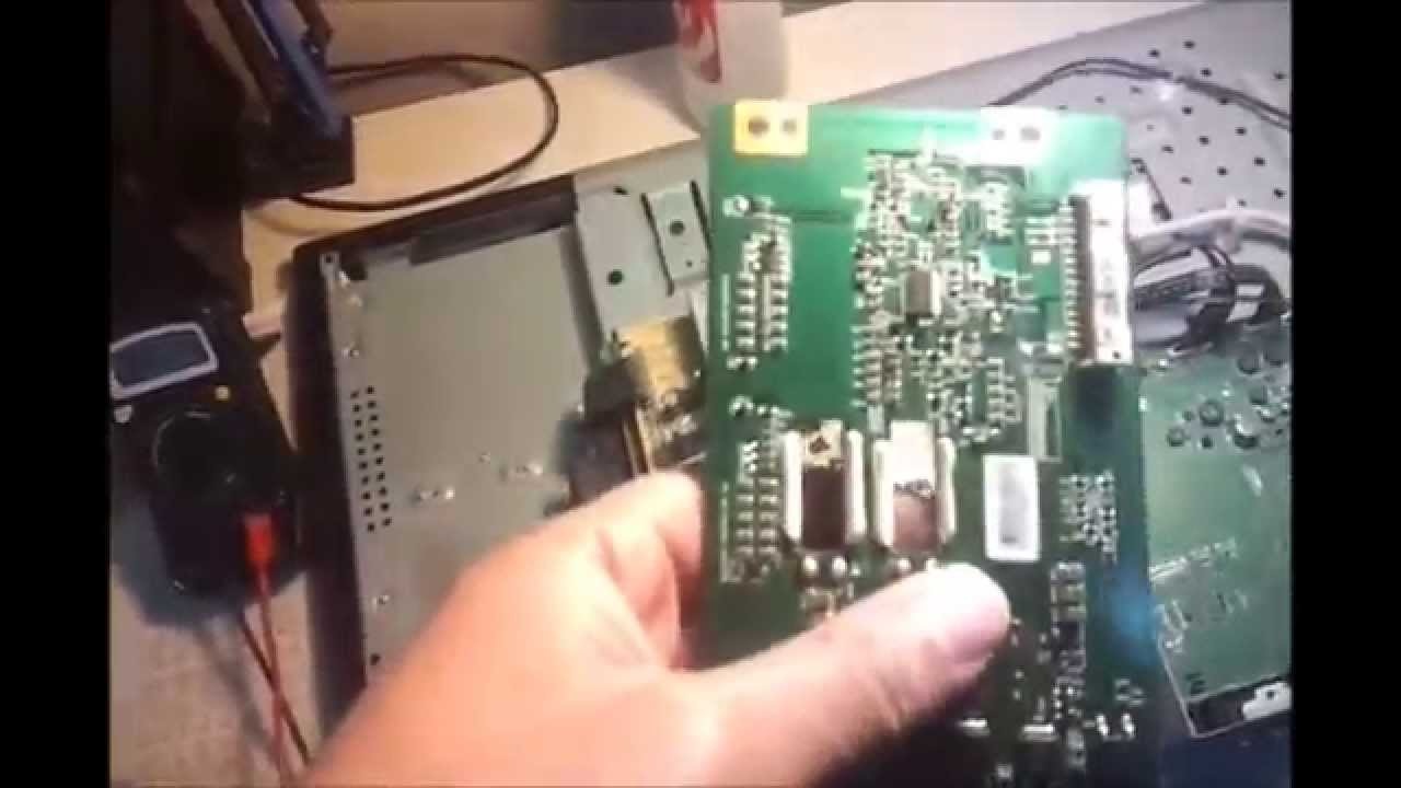 LCD PHILIPS 32PFL5332/77 NO ENCIENDE - YouTube