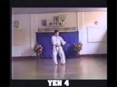 Bài quyền đặc dị của Hệ phái Suzucho Karate-Do