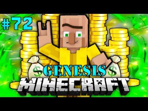 Ein ALTER FREUND?! - Minecraft Genesis #072 [Deutsch/HD]