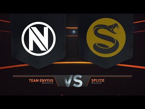 EnVyUs vs Splyce #CODChamps 2016 Finals | nV vs Splyce CWL COD XP 2016 Finals EU vs NA