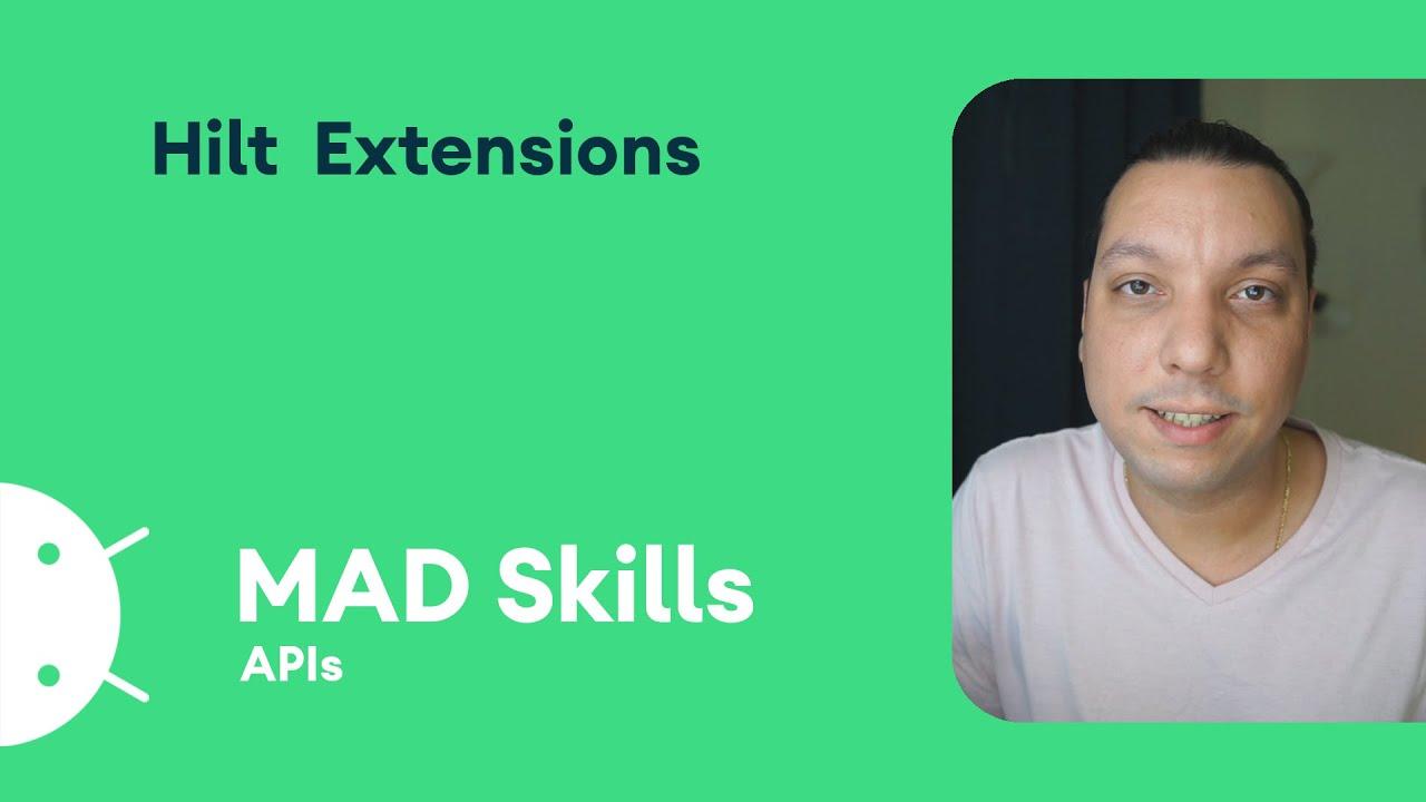 Hilt extensions - MAD Skills