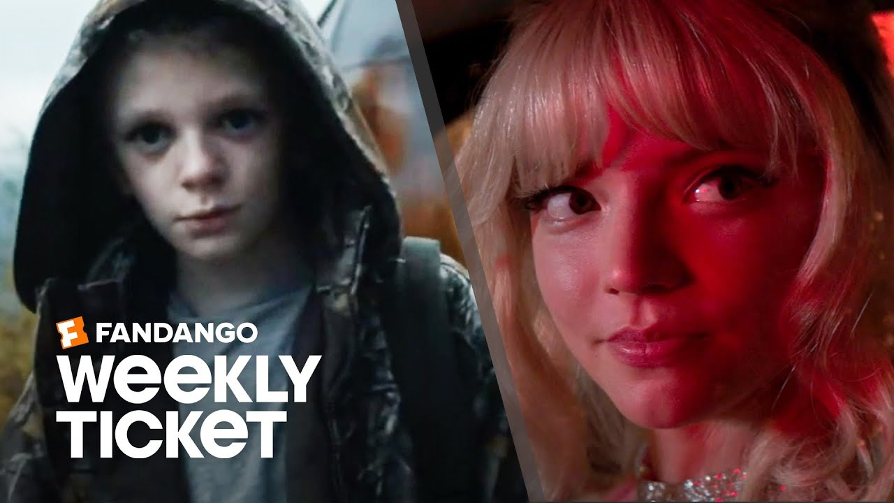 What to Watch: Antlers, Last Night in Soho | Weekly Ticket