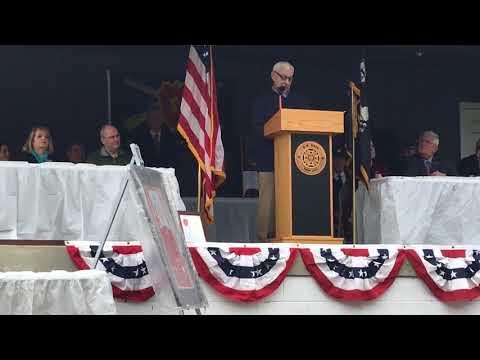 Jack Weiss - Speech