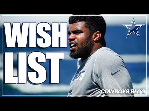 Dallas Cowboys Top Needs and Offseason Wishlist