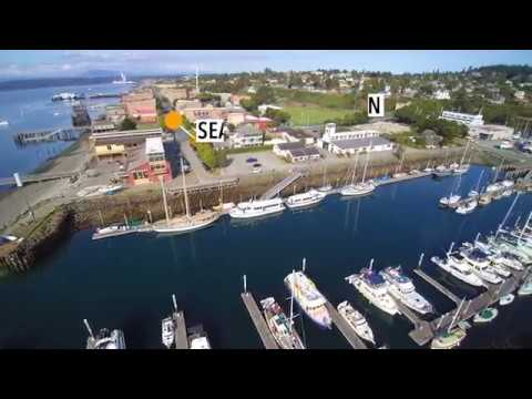 Marinas and Moorage | Port of Port Townsend