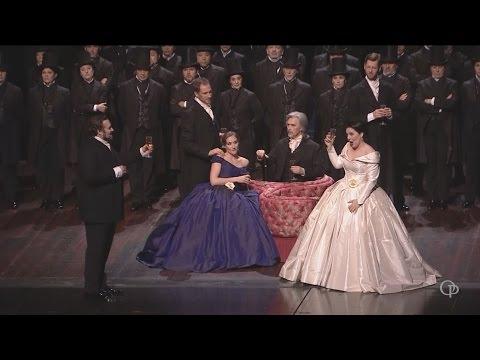 La Traviata - « Libiamo ne' lieti calici »