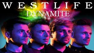 Dynamite - Westlife (New Single) Lyric Video