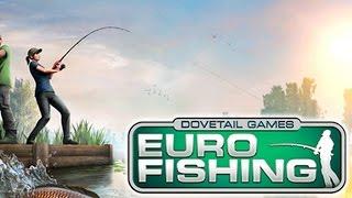 Euro Fishing Gameplay