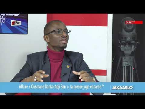 """Ousseynou Ly PASTEF : """"Nous avons longtemps été laisé par la presse"""""""