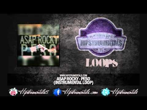 Asap Rocky- Peso [Instrumental Loop] + DOWNLOAD LINK