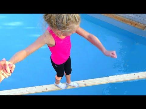 Challenge Gymnastique  avec Lola CHAMPIONNE DE MOSELLE