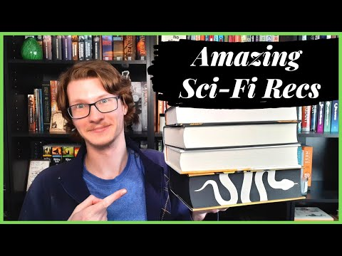 Favorite Science Fiction Books Recommendations From Booktubers Around the World
