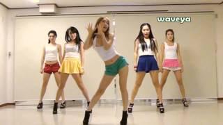 PSY싸�   GANGNAM STYLE 강남스타� Waveya 웨�브야 Korean dance team