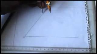 Arc to Lines at Acute Angles