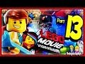 LEGO Movie Videogame Walkthrough Part 13 Bad Cop Hero