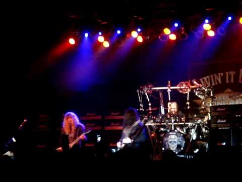 Megadeth - Dialectic Chaos / This Day We Fight - Live