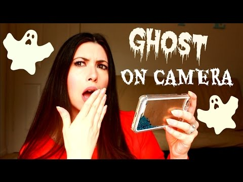 GHOST CAUGHT ON CAMERA - MY PARANORMAL EXPERIENCE