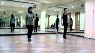 l d f let s dance forever linedance by r linedance demo by sila and budi