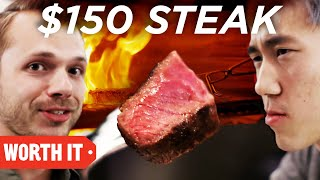 Video $16 Steak Vs. $150 Steak • Australia download MP3, 3GP, MP4, WEBM, AVI, FLV Februari 2018
