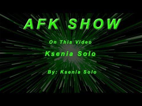 Ksenia Solo: Lost Girl - Comicpalooza 2014