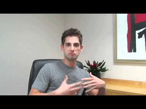 An oceanUP Interview with Jean Luc Bilodeau of ABC Family's Baby Daddy