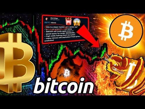 BITCOIN BOUNCES BACK!! BULL TRAP or BLAST OFF?! Bakkt EXPLODES!! China FUD