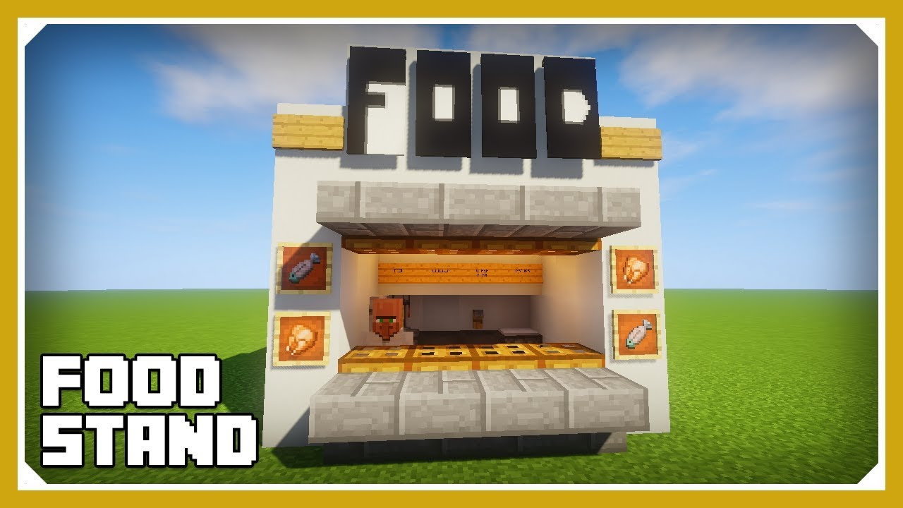 Minecraft How To Get Easy Food