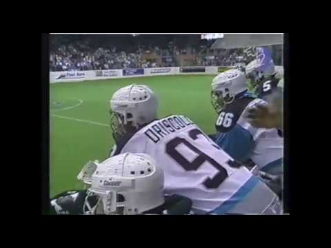 1995 Semi-final Playoff - Boston @ Rochester
