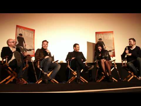 AFI FEST: Haywire Q & A With Steven Soderbergh And Cast Part 1
