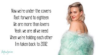 anne marie 2002 lyrics lyric video