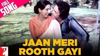 Jaan Meri Rooth Gayi - Full Song - Doosara Aadmi