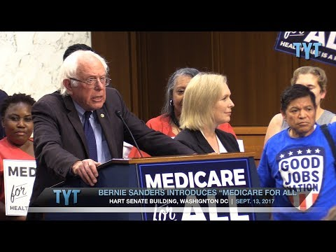 Medicare For All: Here's How We Pay For It, Thanks for Asking!