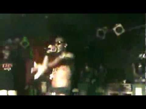 "Q Dot Davis- ""Nothin To Us"" Live Opening For Tech N9ne"