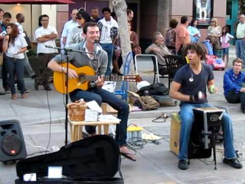 John Peter West Singing