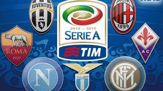 Чемпионат Италии 2015 16  18 й тур  Обзор Тура от 07 01 2016(, 2016-01-10T23:48:24.000Z)
