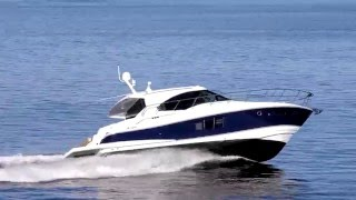 Gulf Coast Yacht Group- 2015 45' Cruisers Cantius- Remedy