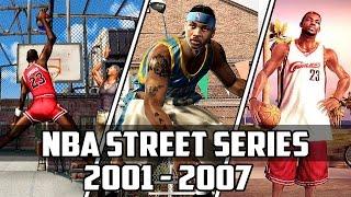 History of NBA Street Series - (2001-2007)