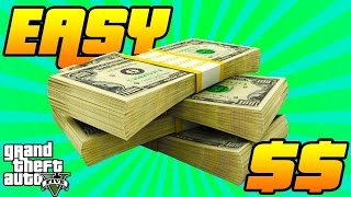 Gta 5: how to make money without cheating online (low levels get money) v gameplay
