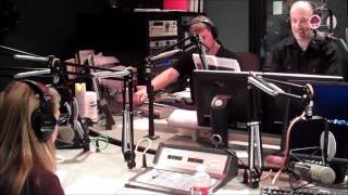 Charlie Sheen on KEARTH 101 LIVE IN STUDIO 5:30AM WED MARCH 9TH, 2011