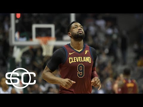 Dwyane Wade wants to play off the bench for Cavaliers   SportsCenter   ESPN