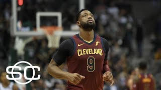 Dwyane Wade wants to play off the bench for Cavaliers | SportsCenter | ESPN
