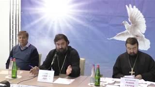 Протоиерей Андрей Ткачев в Уфе часть 1