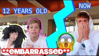reacting-to-my-old-videos