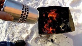 Помощник шашлычника - barbeque impeller