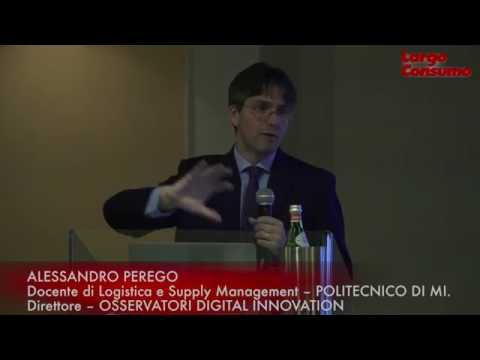 Alessandro Perego - Full Professor Politecnico Milano,  Logistica  e Supply Chain