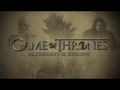 Game Of Thrones Finale | Alternate End-Credits (LOTR Style)
